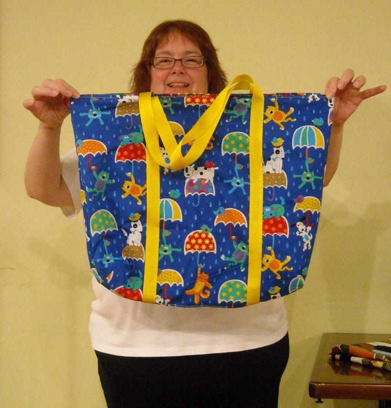 Sharon D Bag