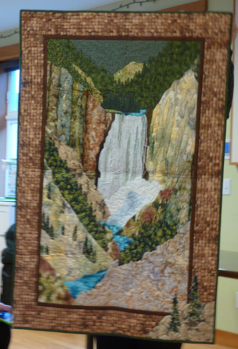 Helene Knott Waterfall