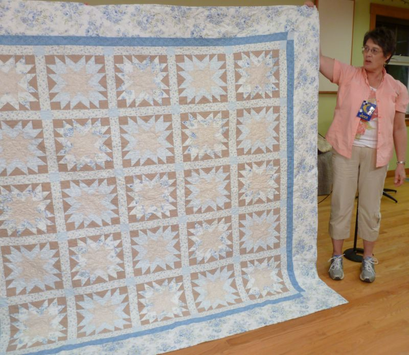 Jean M- Quilt for her daughter