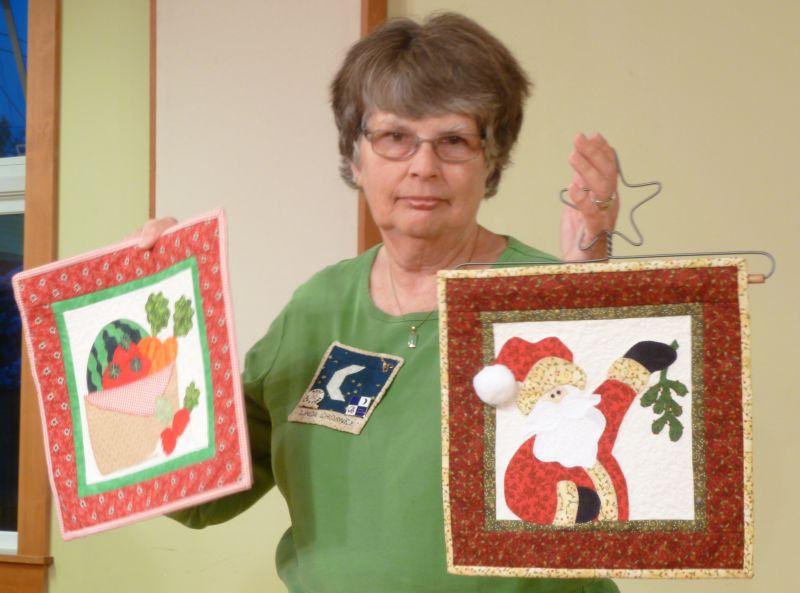 Linda Ch Seasonal Quilts
