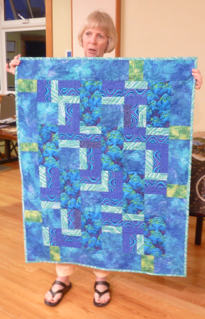 Linda St Infusion Ctr Quilt