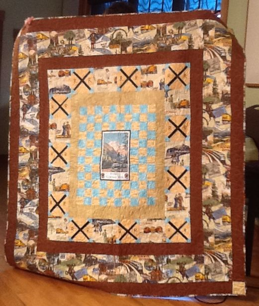 Jean M Son-in-law's quilt