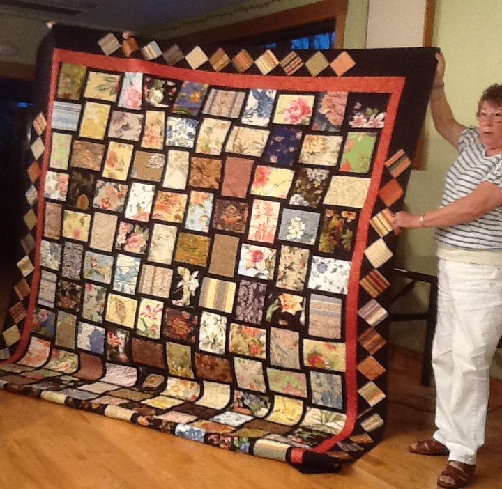 Rose T Tapestry Bricks