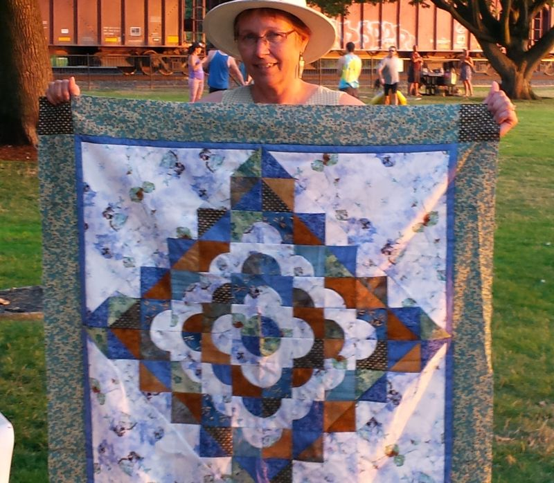 Janis O. Quilt Top