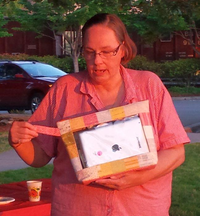 Donna C. Zip Bag