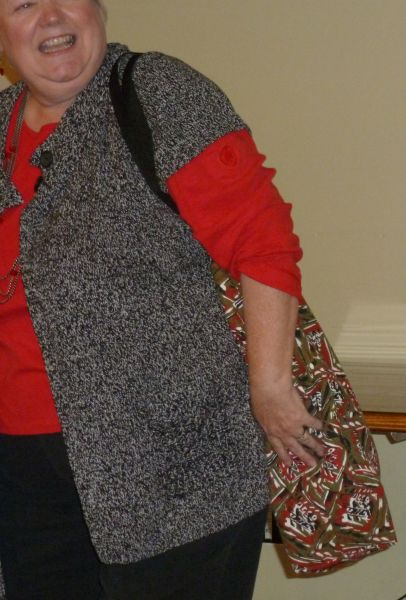 Barbara D-Tote Bag