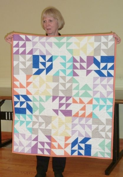 Linda St A-Baby Quilt