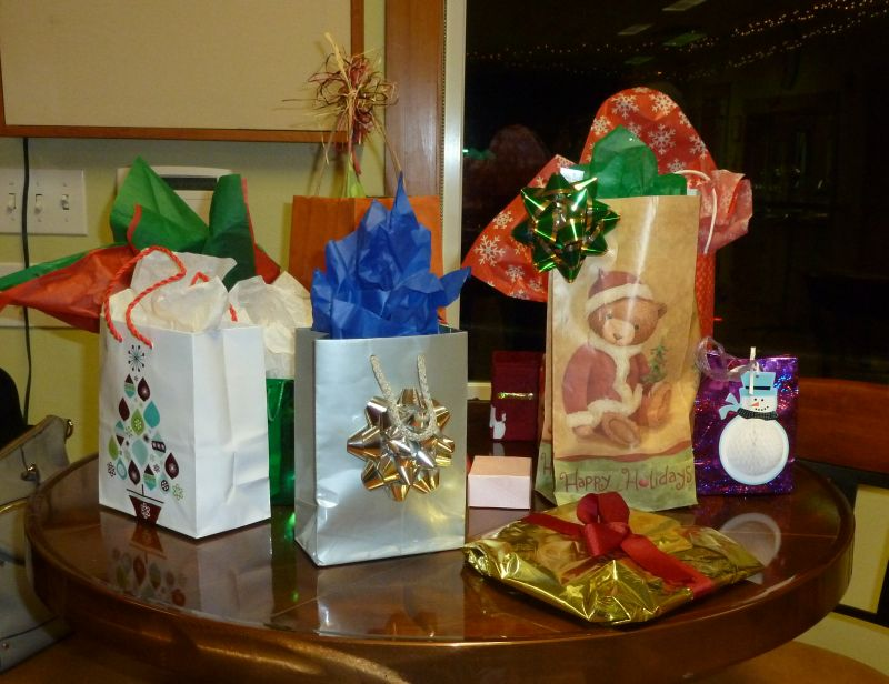 Gift Exchange packages