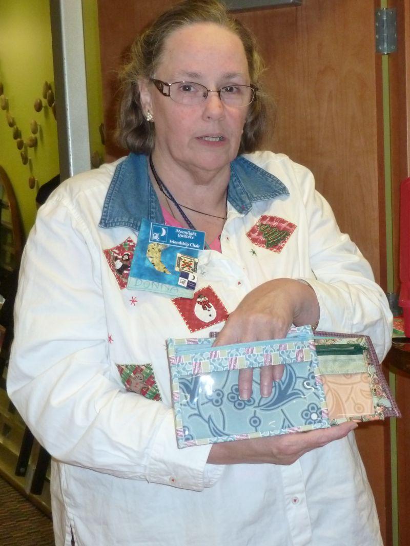 Donna C. - Storage Caddies