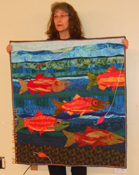 Erin Kaui -Missing Alaska Salmon