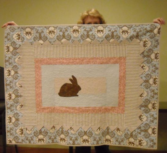 Kim W. - quilt for grandchild