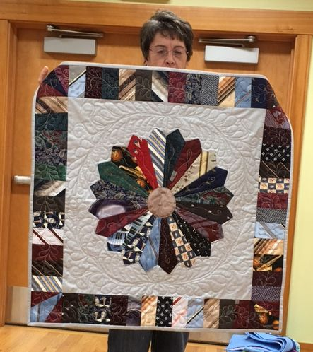 Quilt by Joan M.