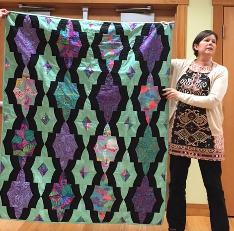 Quilt by Sharon M.
