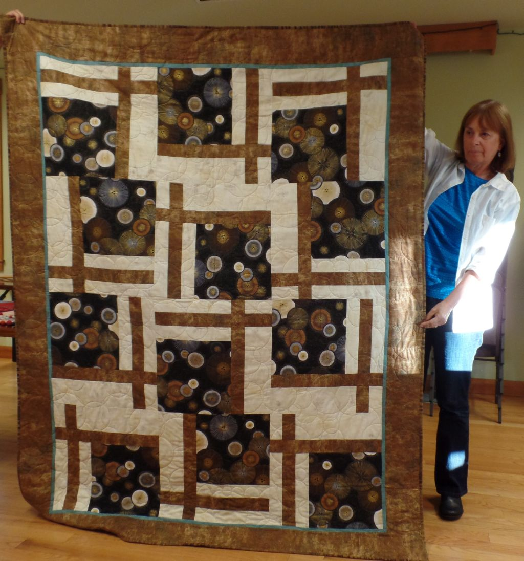 Denise H. - Quilt for her husband