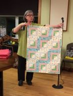 Rommie M. Baby Quilt