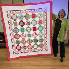 Rommie M. Christmas Quilt