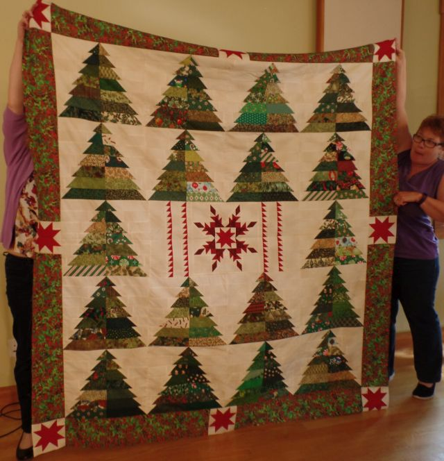 2017 Christmas Quilt