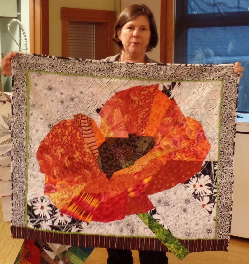 Sharon M. - Flower Quilt