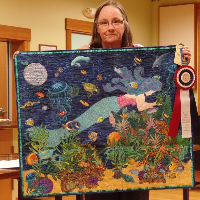 Donna C.-25 Years of Quilting by Moonlight