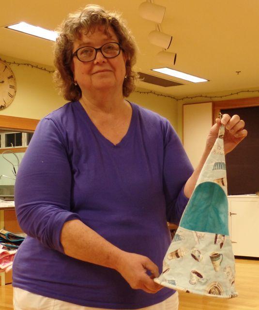 Judy J.-Swedish Peg Bag