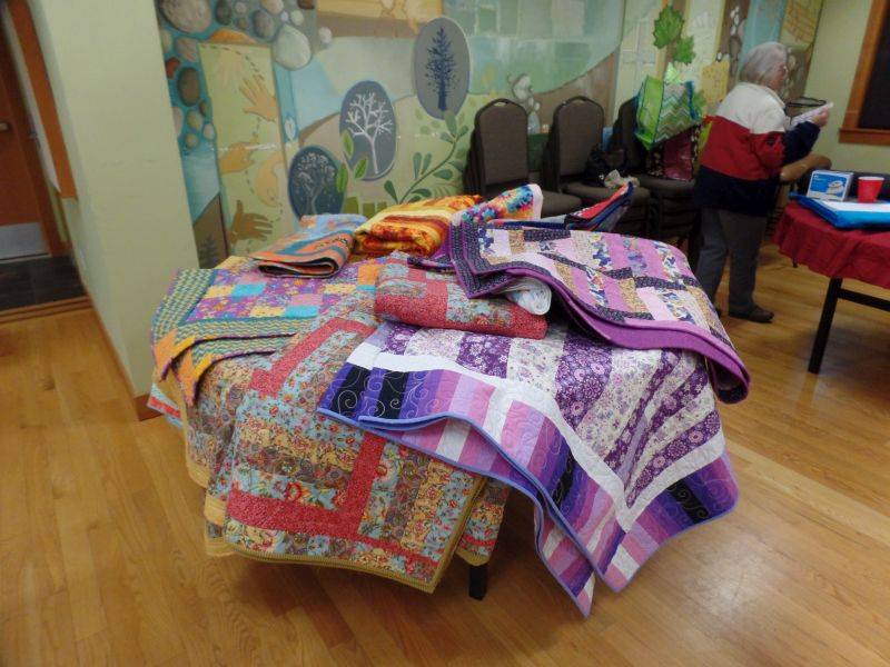 Quilts for Lydia Place